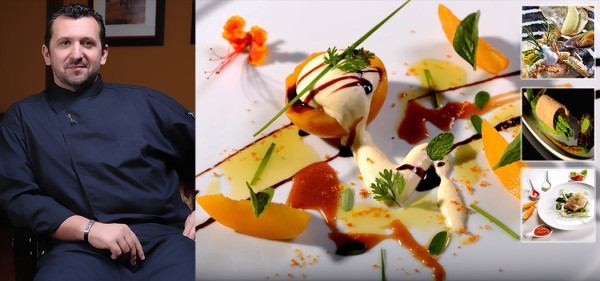 Executive Chef ~ The Leela Palace,Christophe Gillino